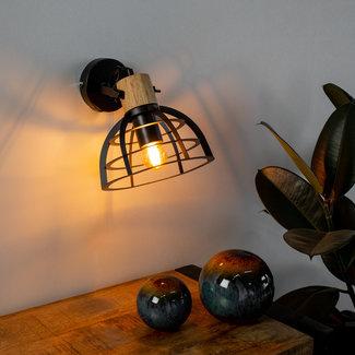 Dimehouse Gilan Lampe Murale Industrielle