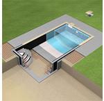 Zelfbouw Zwembad