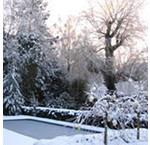Winteruitrusting Zwembad
