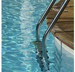 Inox en Ladders Zwembad