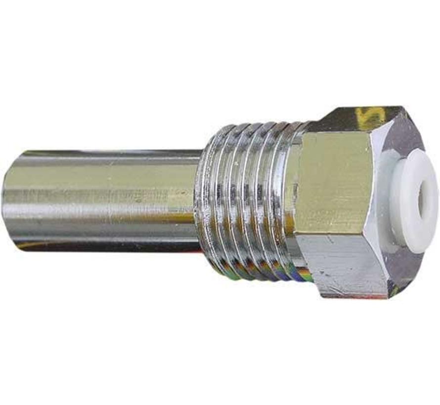 Huls temperatuur sensor minisol metaal