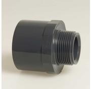 Plimat Puntstuk met zes-/achtkant 40/50X1 1/2 bu. 16bar