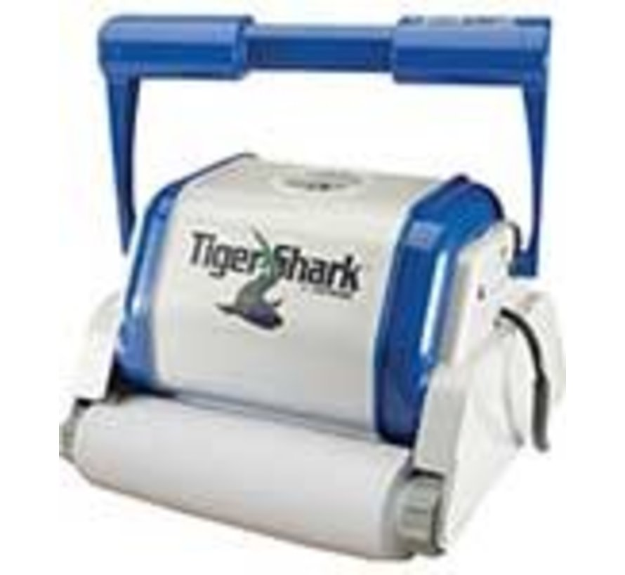 Hayward Tiger Shark  automatische robot mousse rollers