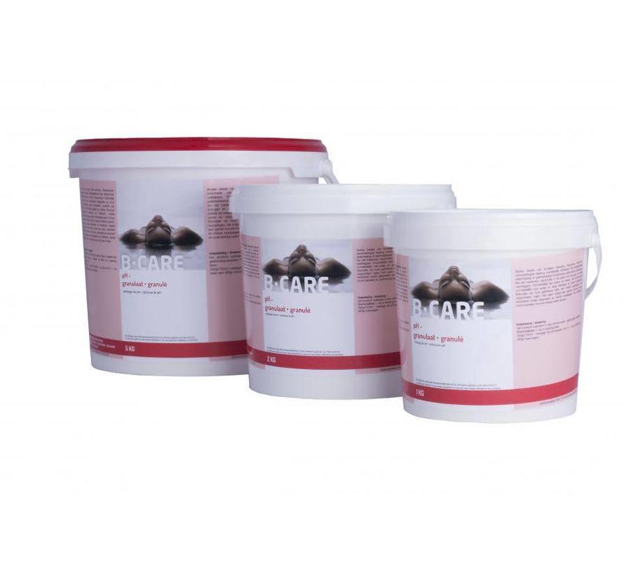 5kg pH- poeder zwembad zuurtegraad
