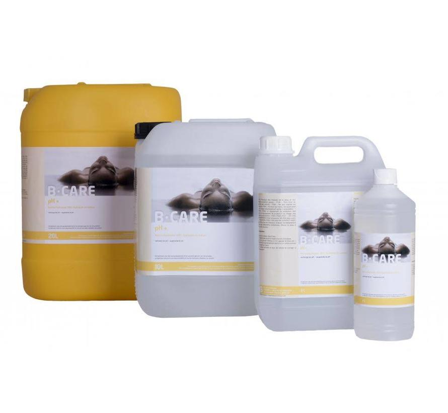 Vloeibare pH plus +  30% - Natrium Hydroxide - 20L