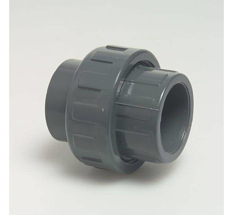 3-delige koppeling 63 mm 16bar