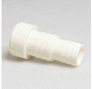 Slangpilaren uit ABS, lijmspie x tule, verlopend 50 x 32/38mm