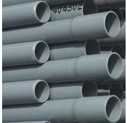 PVC drukbuis, 10 bar, lengte 3 mtr 50mm per meter