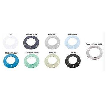 Spectravision Afwerkingsring ledlamp 5cm gekleurd Adagio+