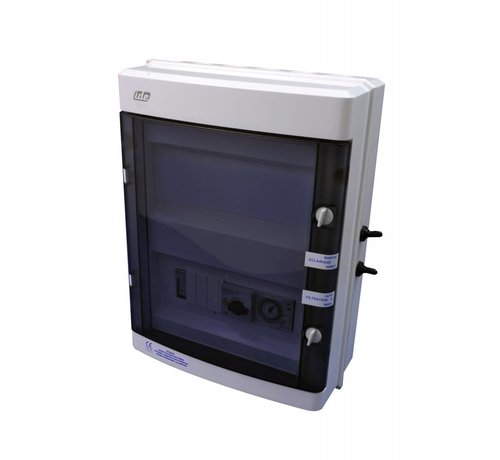 Elektrische schakelkast Cyrano filtratie + Transfo 300V