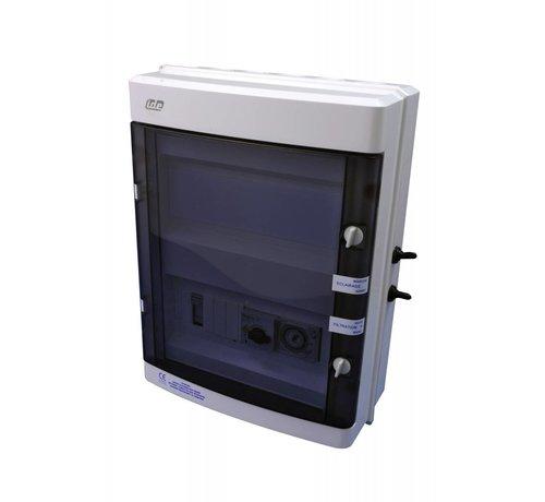 Elektrische schakelkast Cyrano filtratie + Transfo 600V