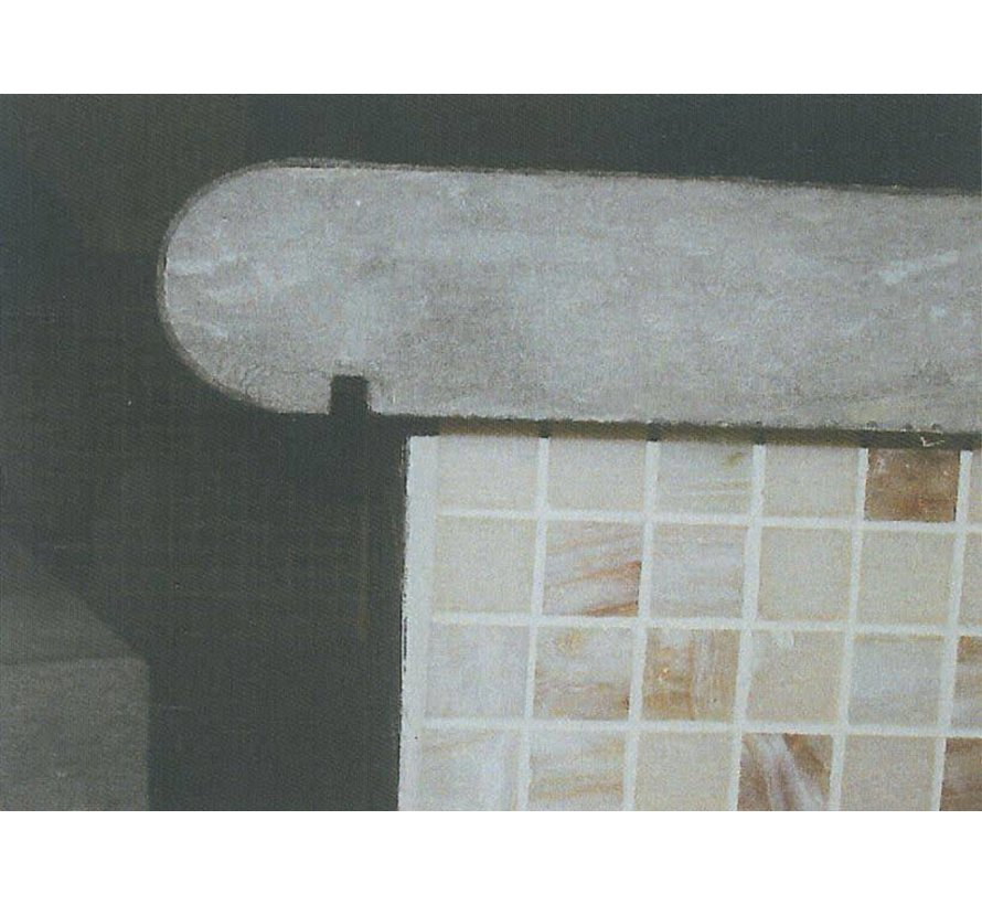 Boordsteen type 1 new jasberg 5 X 11 M