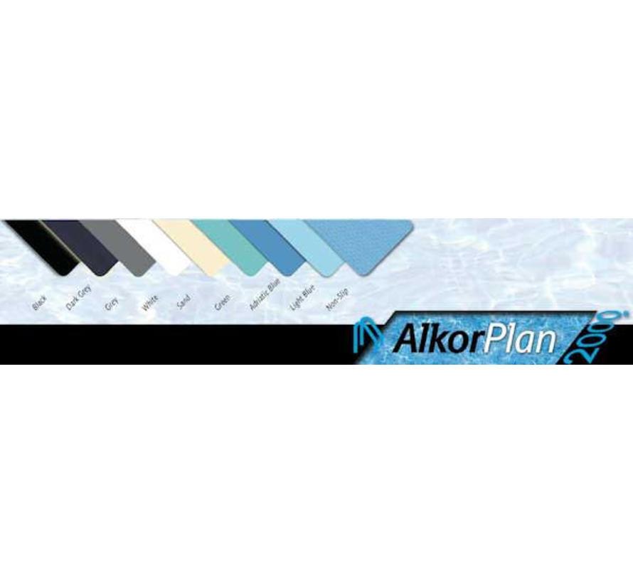 Rol liner Alkorplan 1,5mm Kleur naar keuze