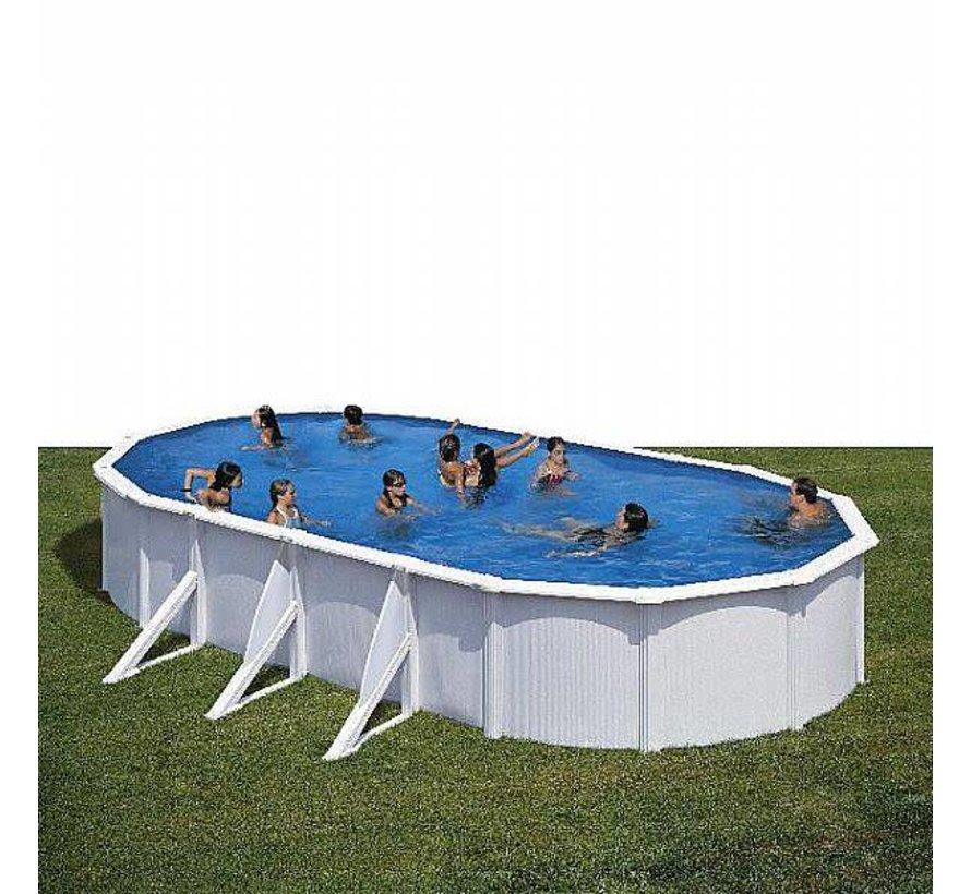 Zwembad Atlantis set ovaal 810