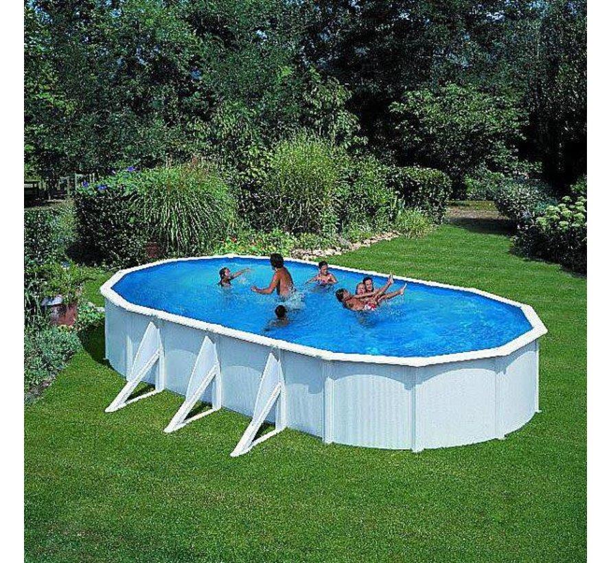 Zwembad Atlantis set ovaal 730