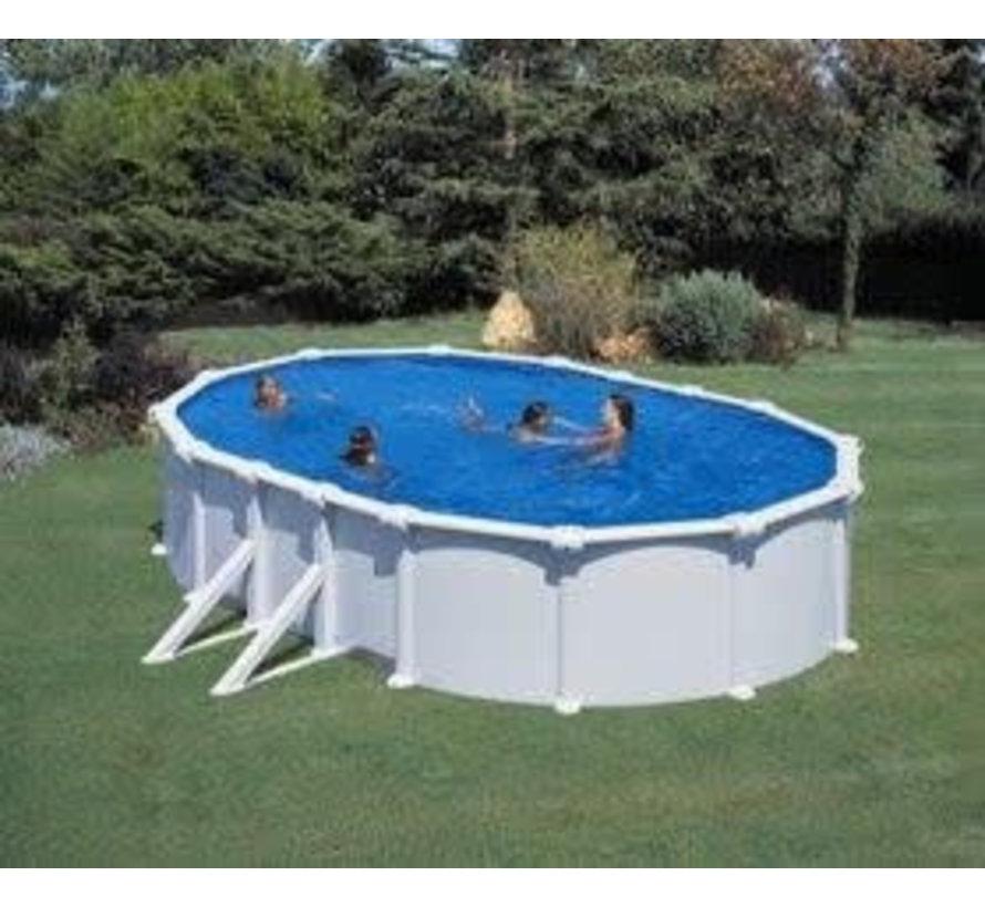 Zwembad Atlantis set ovaal 610