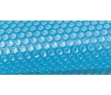 Bubbelzeil blauw-blauw omzoomd
