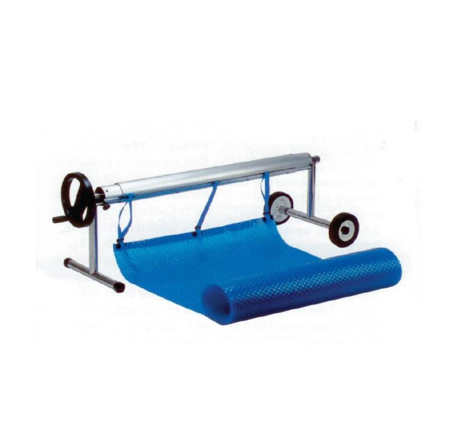 Oprolsysteem voor zwembad max 3 meter breed