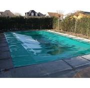 winterzeil zwembad groen per m2