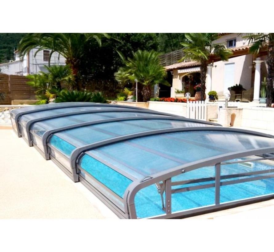 Zwembad Overkapping op aanvraag