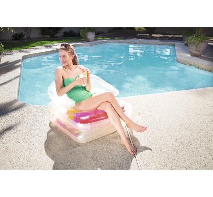 Lounge high fashion folding chair