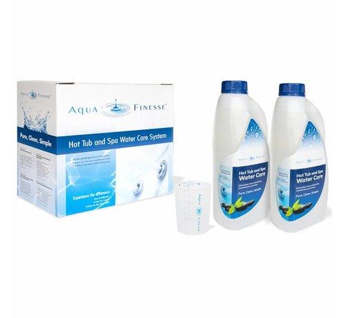 AquaFinesse AquaFinesse Spa Water Care box