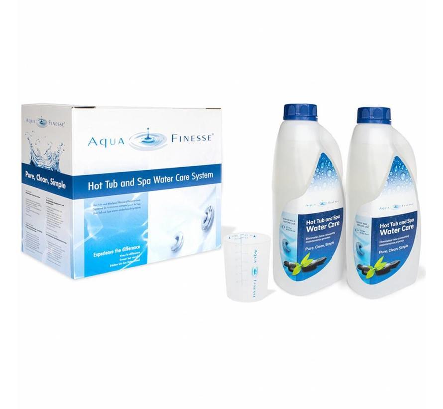 AquaFinesse Spa Water Care box