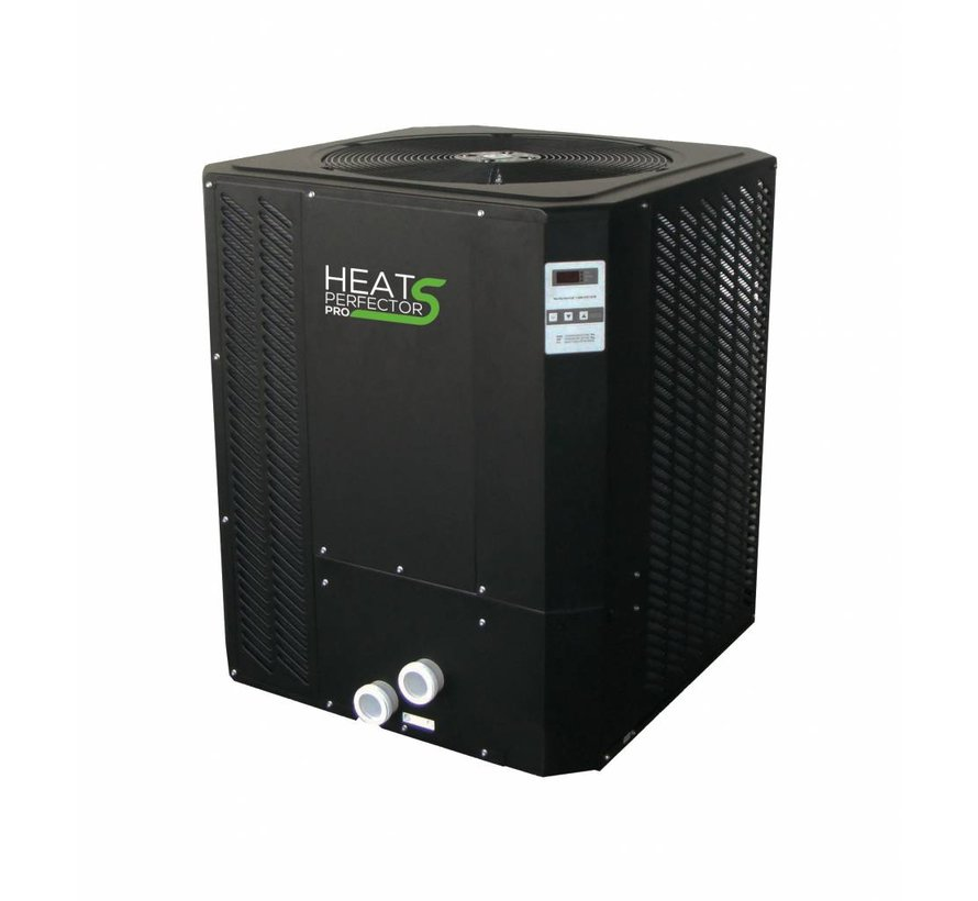 Warmtepomp HEAT PERFECTOR PRO S Model 5 – 32 kW - 3 x 380 V
