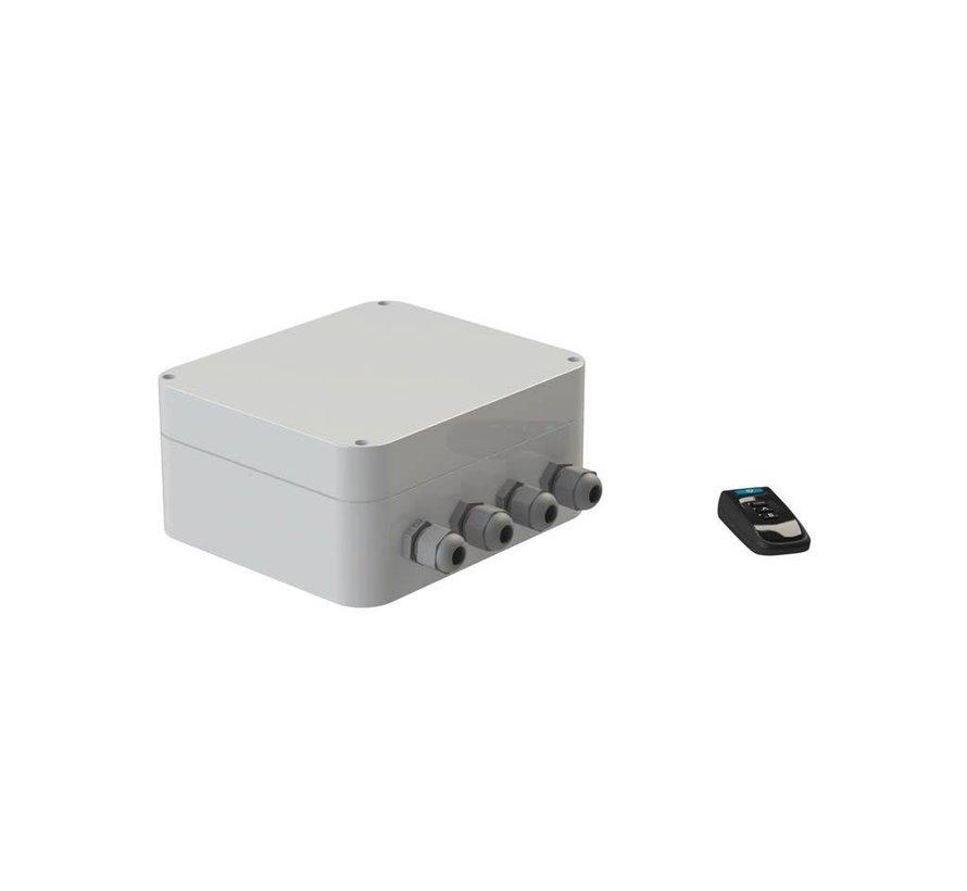 Afstandsbediening+transfo voor Spectravision 200VA