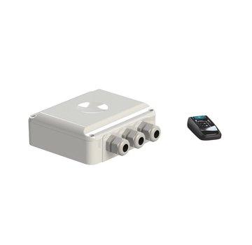 Spectravision Sturing + afstandsbediening on/off