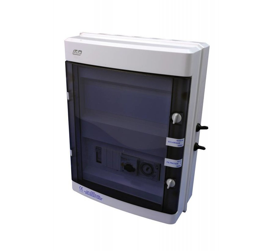 ipool Schakelkast 2,3kW/230V