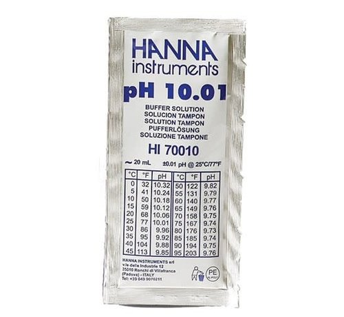 Hanna Instruments Calibratievloeistof PH 10.00 20ml