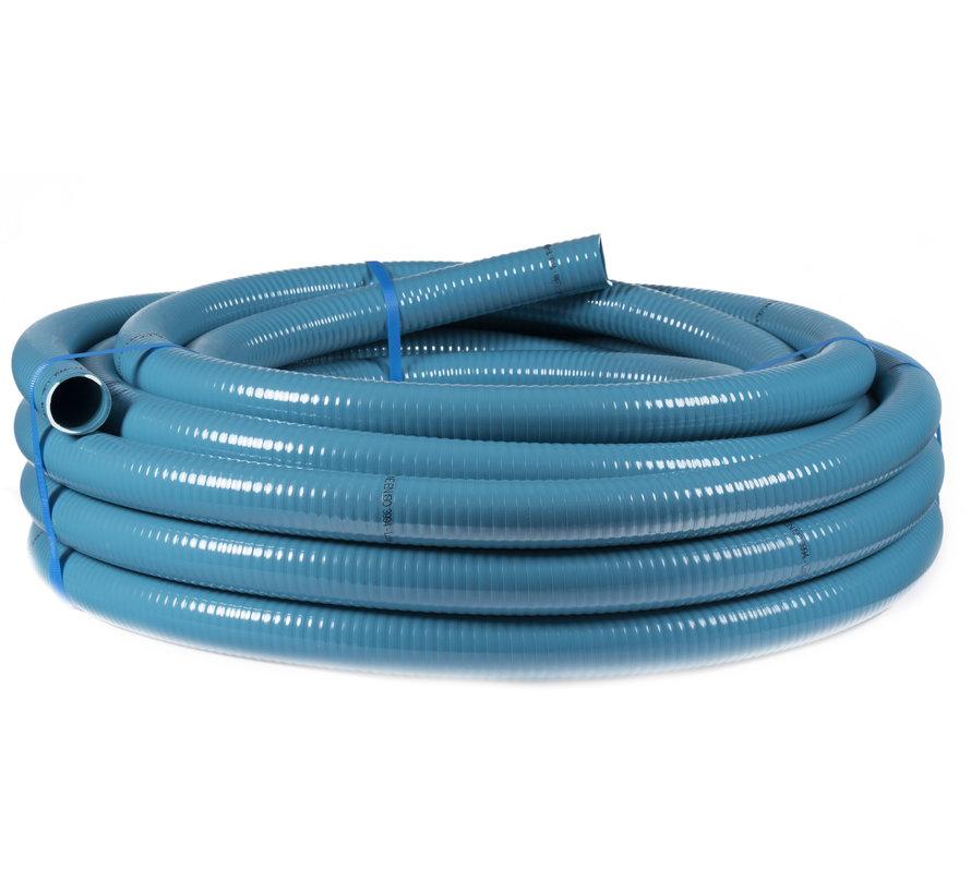 NOVOFLEX PVC slang versterkt extra soepel 63 mm   25 mtr