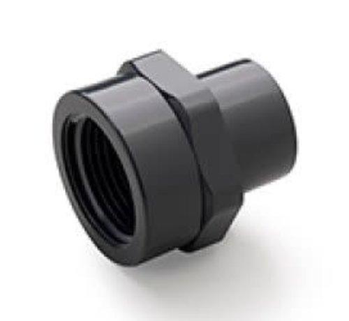 Plimat Draadsok 50mm X 2inch binnendraad