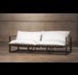 framed double sofa