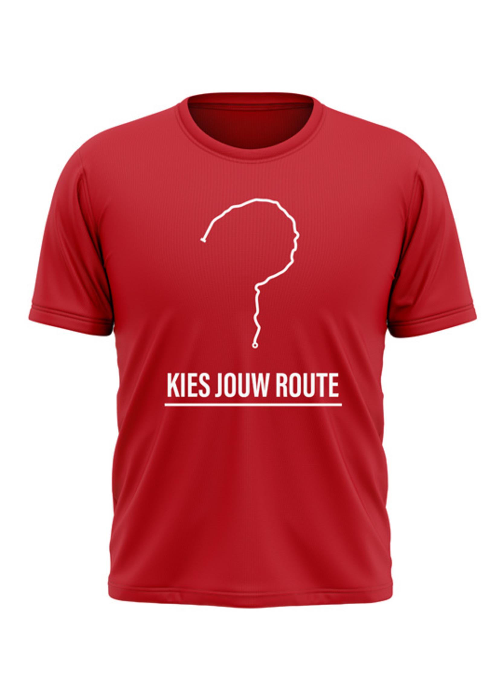 Rebel & Dutch Kies een kleur uit en bestel je eigen route!