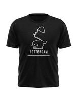Rebel & Dutch Men sportshirt Rotterdam marathon
