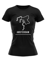 Rebel & Dutch Woman sport shirt Amsterdam marathon