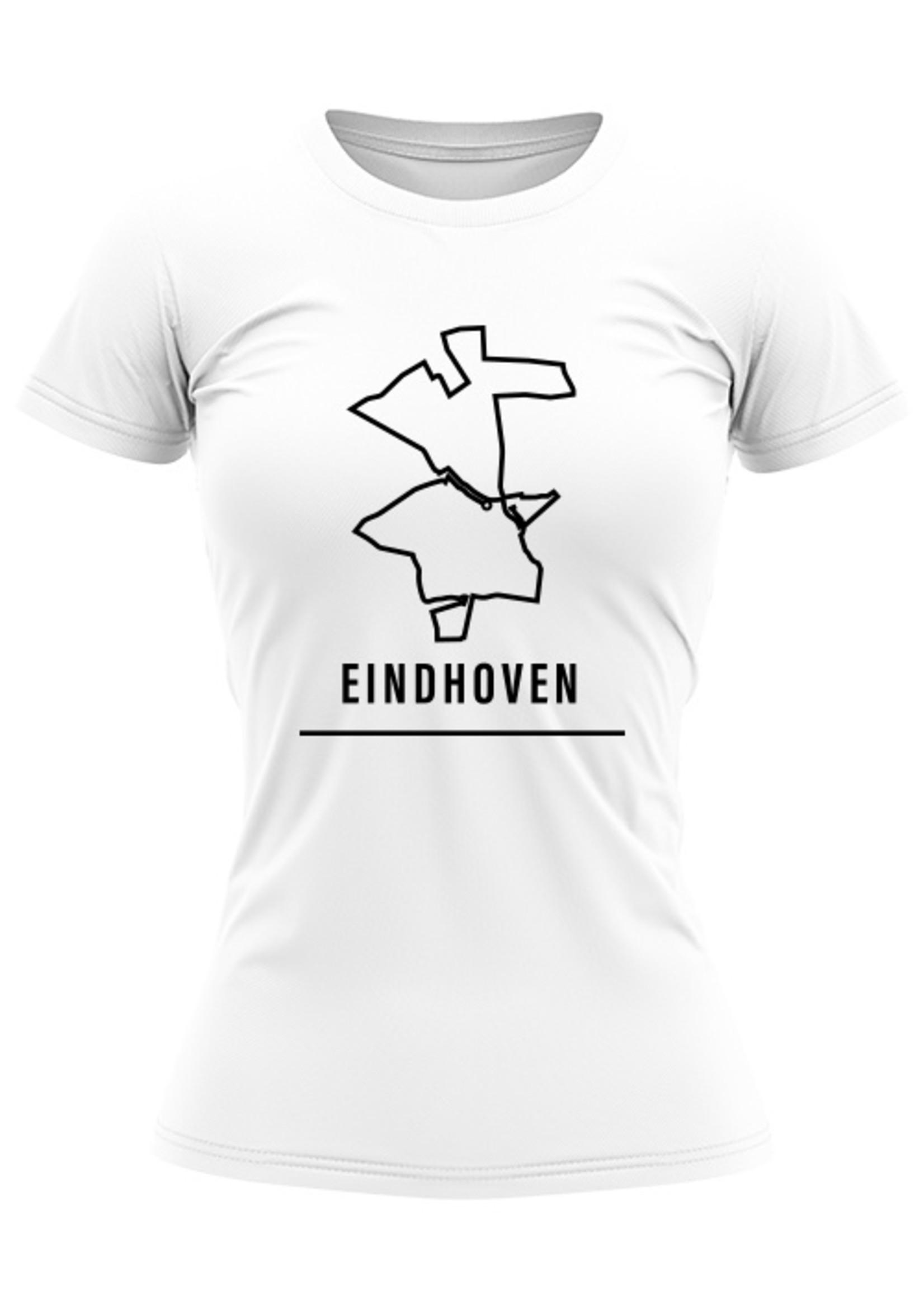 Rebel & Dutch Dames sportshirt Eindhoven marathon