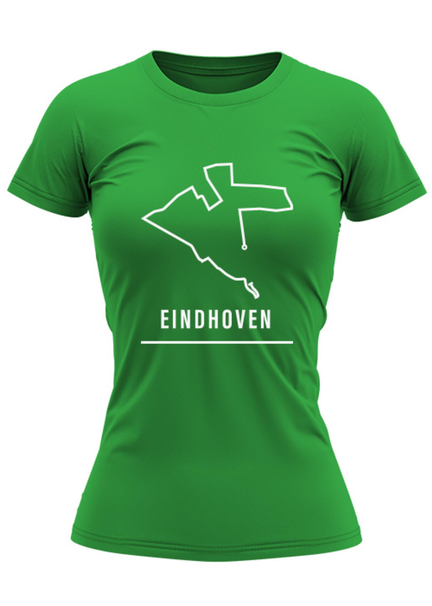 Rebel & Dutch Dames sportshirt Eindhoven halve marathon