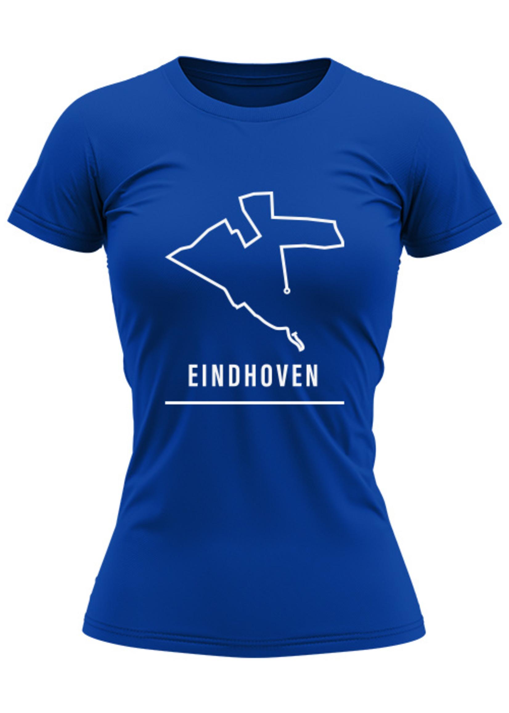 Rebel & Dutch Woman sportshirt Eindhoven halve marathon
