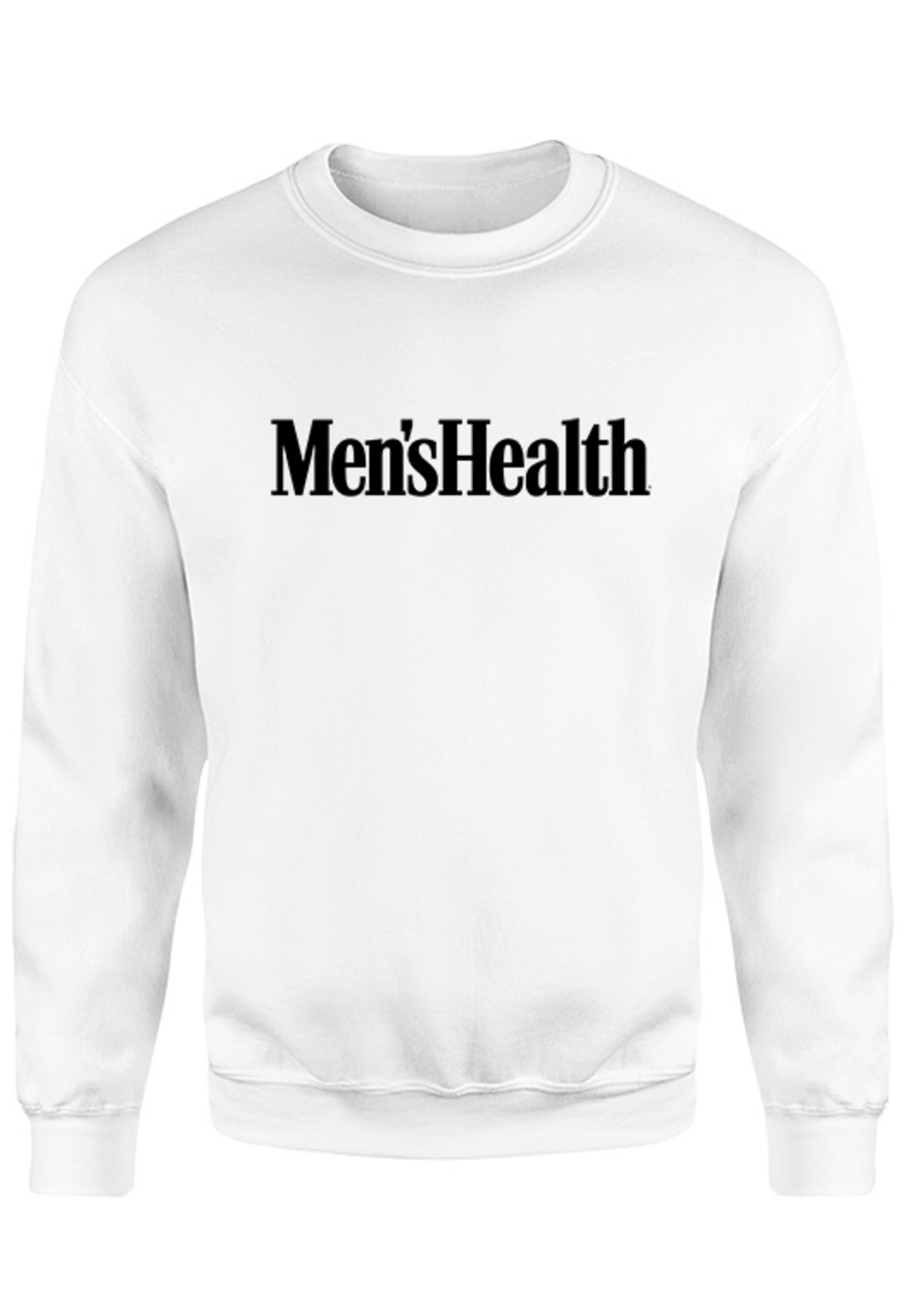 Rebel & Dutch Logo Men's Health Sweater