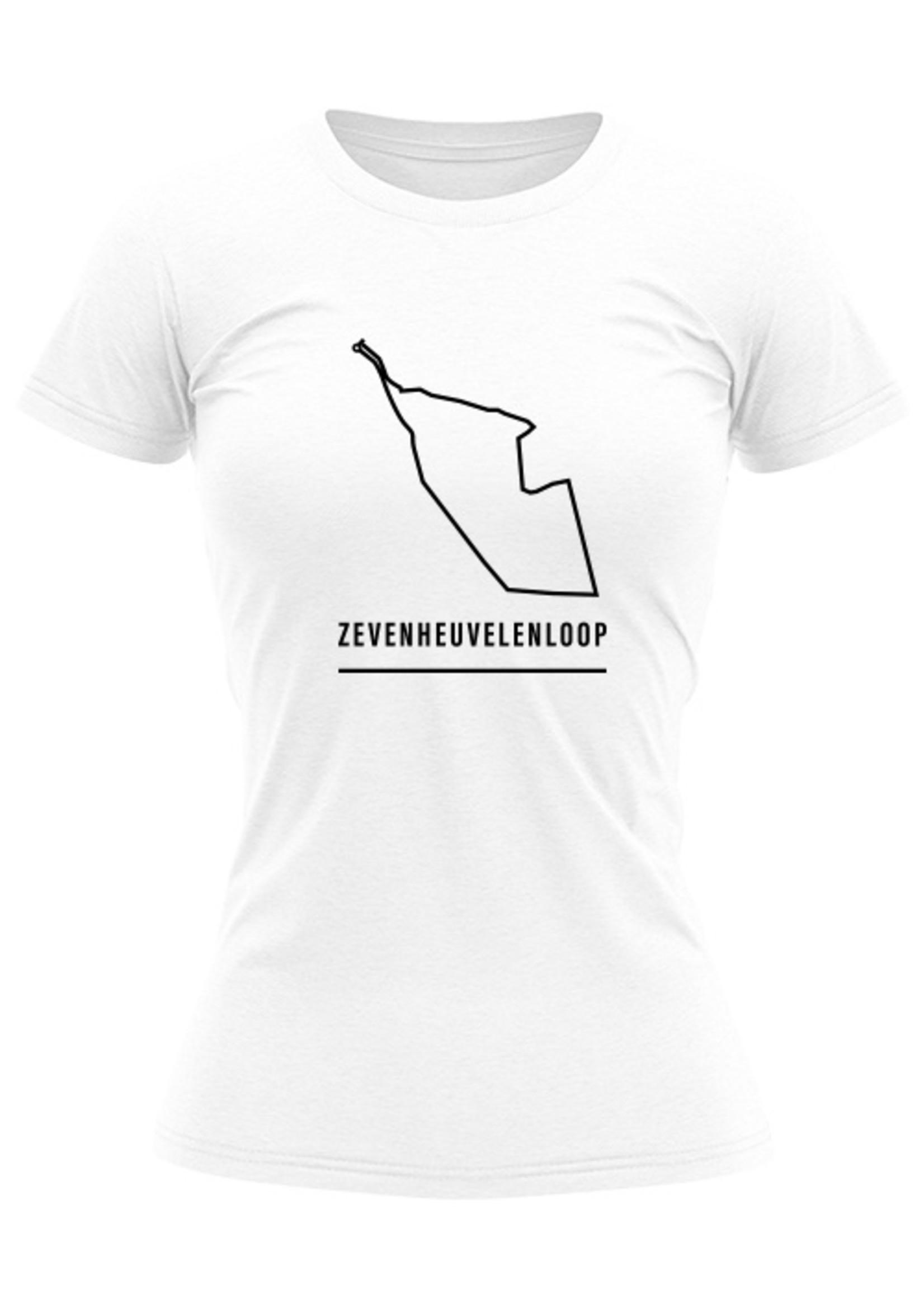 Rebel & Dutch  Woman sport shirt Zevenheuvelen loop