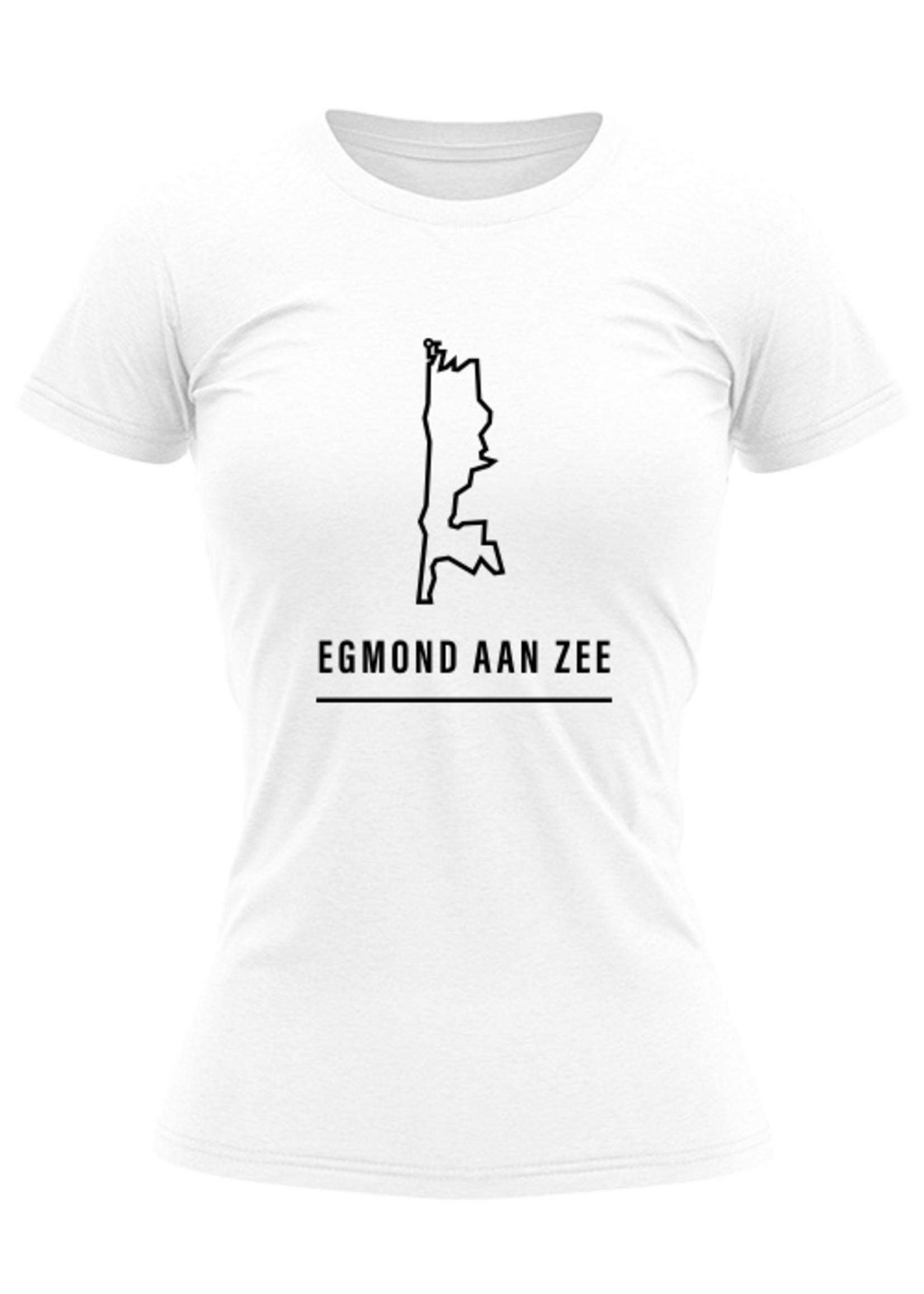 Rebel & Dutch Woman sportshirt  Egmond