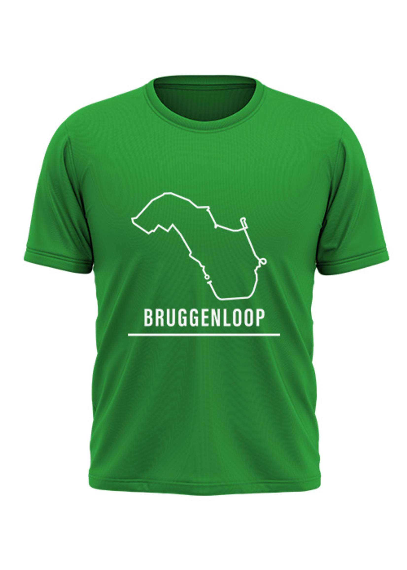 Rebel & Dutch Men sportshirt Bruggenloop