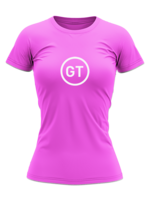 Rebel & Dutch Initials t-shirt woman