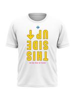 Rebel & Dutch This side up t-shirt