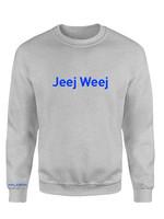 Rebel & Dutch Jeej Weej Sweater