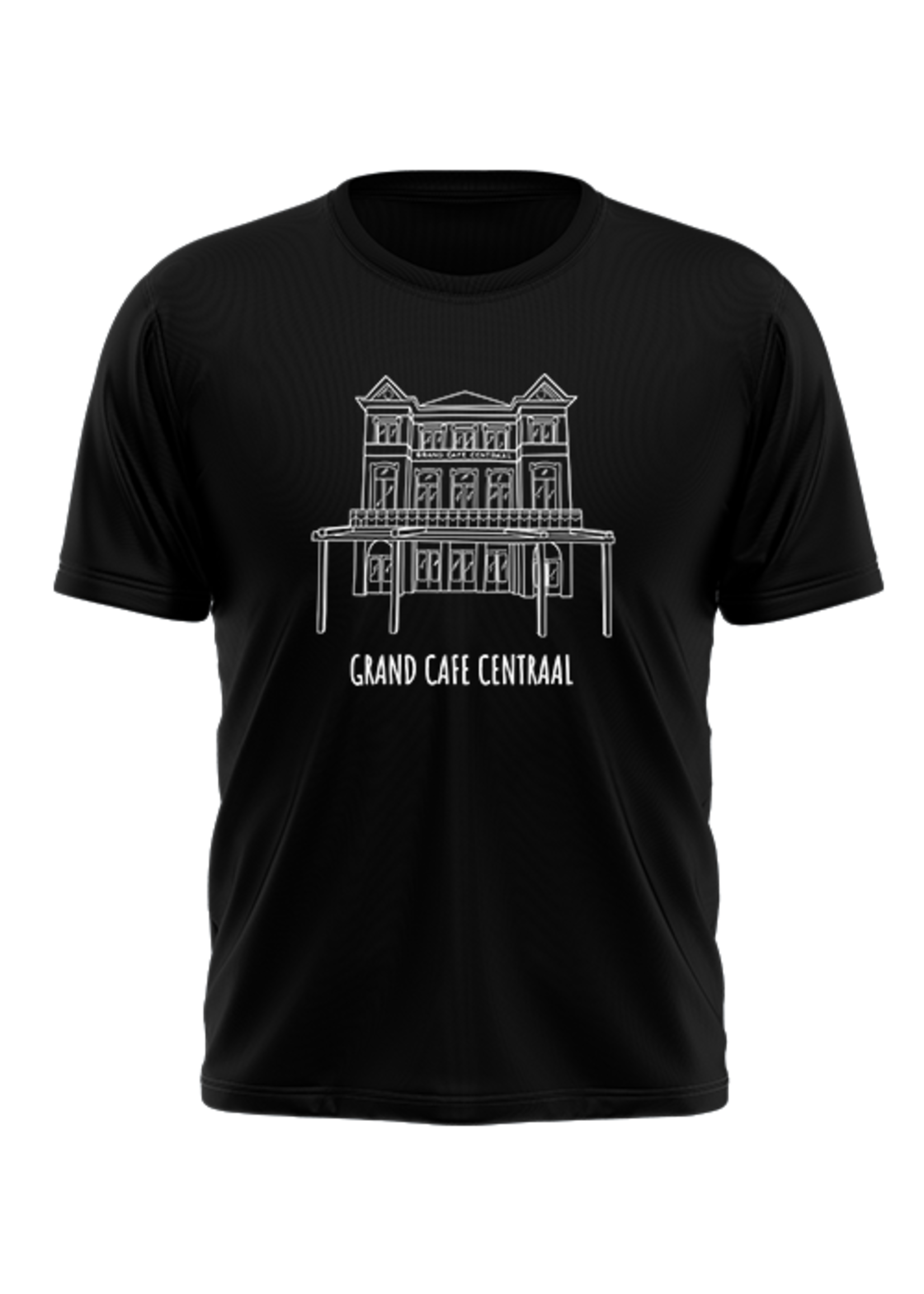 Rebel & Dutch Grand Cafe Centraal T-shirt