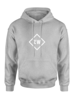Rebel & Dutch ZwartWit hoody grey